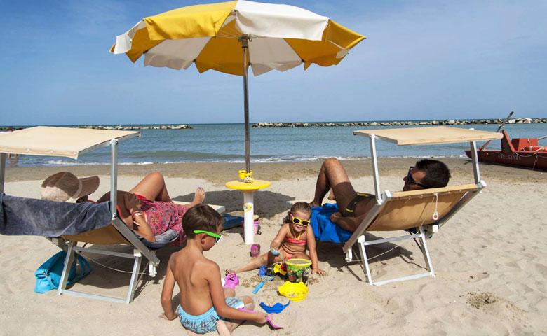 Vacanze di Agosto al mare: a Bellaria c'è un'offerta per te!